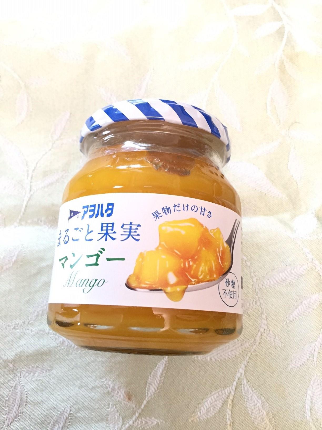 アヲハタ株式会社 まるごと果実