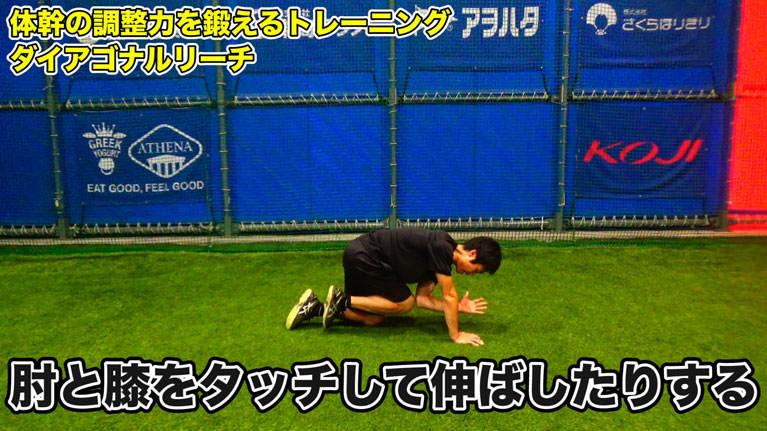 次のレベルがそこから、肘と膝をタッチすることです_1